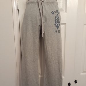 Free People Movement Sweat Pants - Grey - NWOT